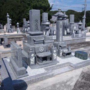 お墓の施工