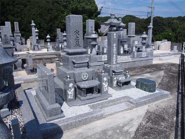 和型先祖墓供養塔セット